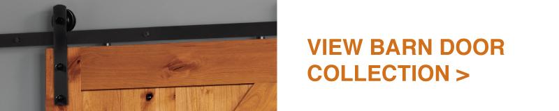 view barn door collection
