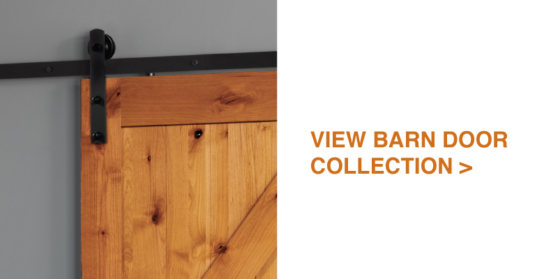 barn door collection
