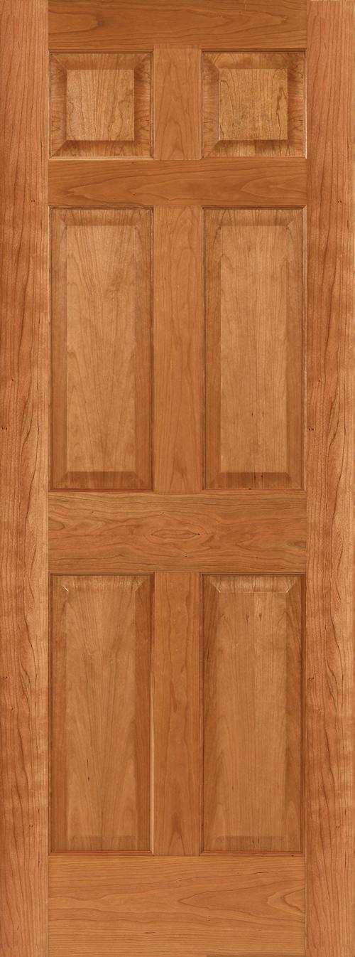 Cherry 6 Panel Door