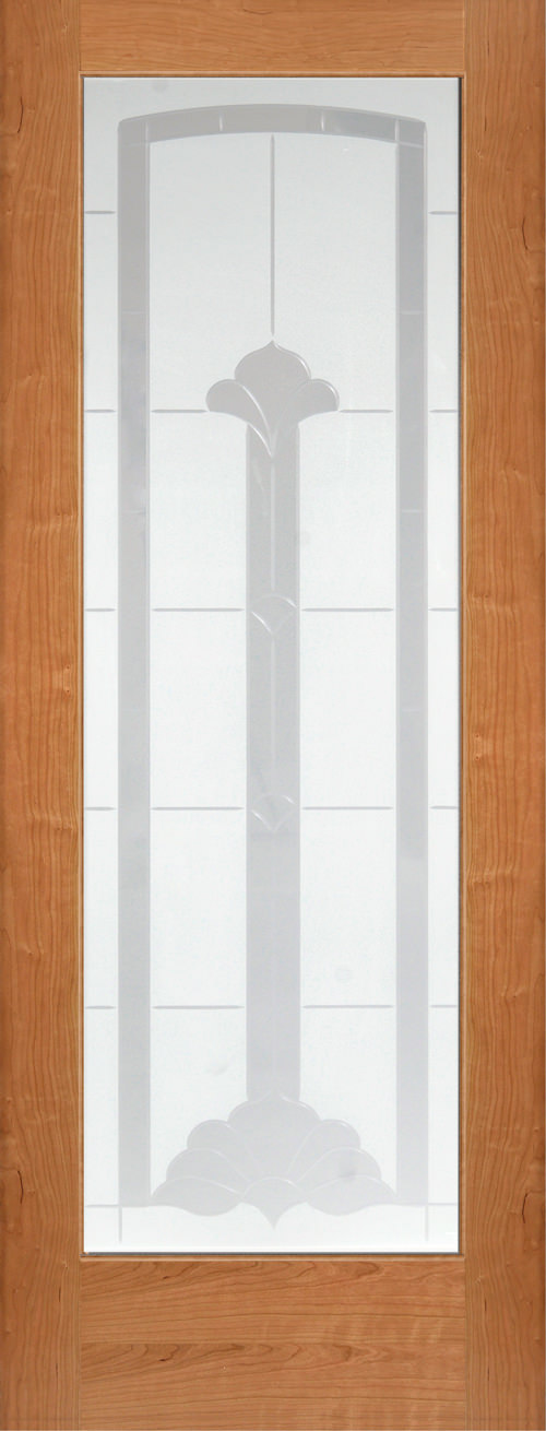 Palmberg Design Decorative Glass Door