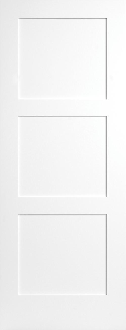 3 Panel Shaker Doors Global Pointe