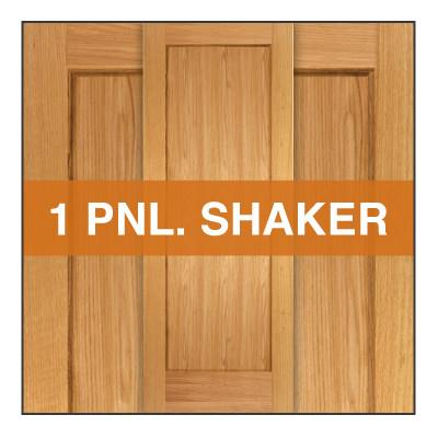 1 panel shaker