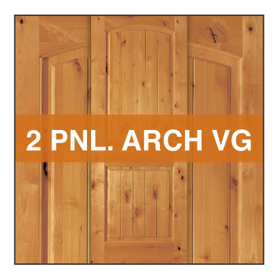 2 panel arch vg