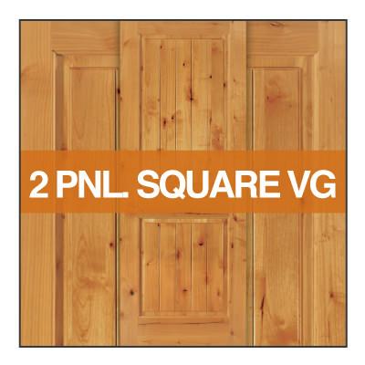 2 panel square vg