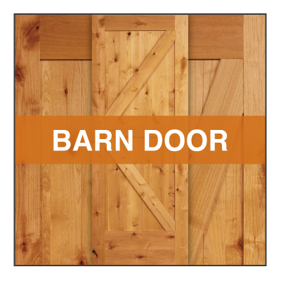 barn door colllection